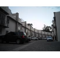 Foto de casa en condominio en renta en romulo o´farril 50, olivar de los padres, álvaro obregón, distrito federal, 2650406 No. 01