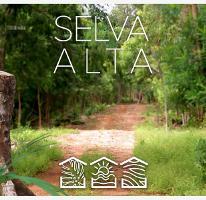 Foto de terreno habitacional en venta en ruta del los cenotes kilometro 24.5, puerto morelos, benito juárez, quintana roo, 4476938 No. 01