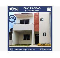 Foto de casa en venta en  s, plan de ayala, tuxtla gutiérrez, chiapas, 2963607 No. 01