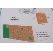Foto de terreno comercial en venta en  , sac-nicte, mérida, yucatán, 2637830 No. 01