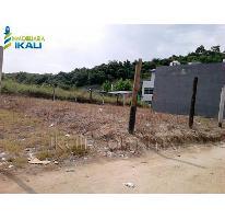 Foto de terreno habitacional en venta en  , salvador allende, poza rica de hidalgo, veracruz de ignacio de la llave, 2686701 No. 01