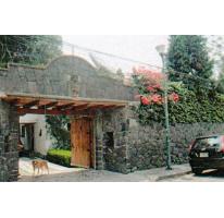 Foto de terreno habitacional en venta en salvador novo , barrio santa catarina, coyoacán, distrito federal, 1948140 No. 01