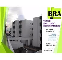 Foto de departamento en venta en  , san agustín, corregidora, querétaro, 2513614 No. 01