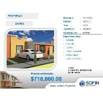 Foto de casa en venta en  , san alfonso, zempoala, hidalgo, 2022609 No. 01