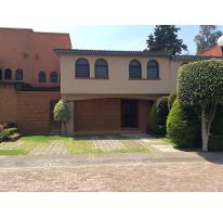 Foto de casa en venta en  , san andrés totoltepec, tlalpan, distrito federal, 2800747 No. 01