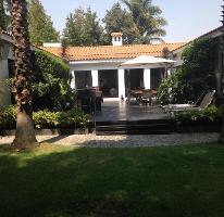 Foto de casa en venta en santa catarina , san angel, álvaro obregón, distrito federal, 3449831 No. 01