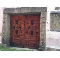 Foto de terreno habitacional en venta en  , san angel inn, álvaro obregón, distrito federal, 2054305 No. 01