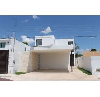 Foto de casa en venta en, san antonio cinta, mérida, yucatán, 1962044 no 01