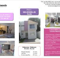 Foto de casa en renta en san antonio de ayala 0, san antonio de ayala, irapuato, guanajuato, 0 No. 01