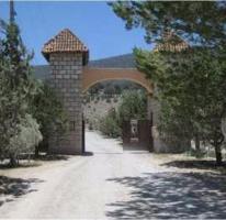 Foto de terreno habitacional en venta en  , san antonio de las alazanas, arteaga, coahuila de zaragoza, 3697549 No. 01