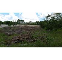 Foto de terreno habitacional en venta en  , san antonio, mérida, yucatán, 2728672 No. 01