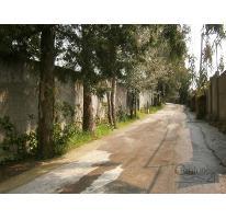 Foto de terreno habitacional en venta en  , san bartolo ameyalco, álvaro obregón, distrito federal, 1854366 No. 01
