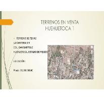 Foto de terreno habitacional en venta en  , san bartolo, huehuetoca, méxico, 1668246 No. 01
