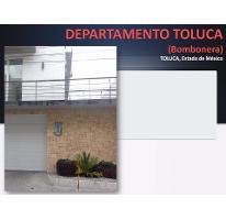 Foto de departamento en renta en  , san bernardino, toluca, méxico, 1380981 No. 01