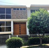 Foto de casa en venta en san buenaventura , club de golf méxico, tlalpan, distrito federal, 0 No. 01