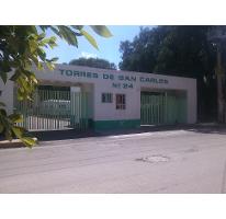 Foto de departamento en venta en  , san carlos, ecatepec de morelos, méxico, 2235194 No. 01