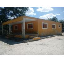 Foto de casa en venta en  , san crisanto, sinanché, yucatán, 1729816 No. 01