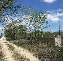 Foto de terreno habitacional en venta en san diego cutz , conkal, conkal, yucatán, 3515388 No. 01