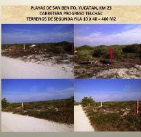 Foto de terreno habitacional en venta en  , san diego, dzemul, yucatán, 2615873 No. 01