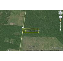 Foto de terreno habitacional en venta en  , san eduardo, telchac pueblo, yucatán, 2978844 No. 01