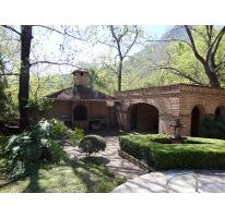 Foto de rancho en venta en  , san francisco, santiago, nuevo león, 2314353 No. 01
