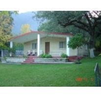 Foto de rancho en venta en  , san francisco, santiago, nuevo león, 2656665 No. 01