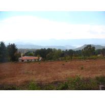 Foto de terreno habitacional en venta en san gabriel ixtla 0, valle de bravo, valle de bravo, méxico, 2129872 No. 01