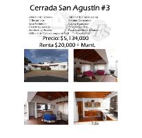 Foto de casa en renta en  , san gil, san juan del río, querétaro, 2613383 No. 01