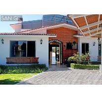 Foto de casa en venta en  , san gil, san juan del río, querétaro, 2831539 No. 01
