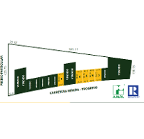 Foto de terreno comercial en venta en  , san ignacio, progreso, yucatán, 2269451 No. 01