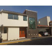 Foto de casa en renta en  , san jorge pueblo nuevo, metepec, méxico, 2957307 No. 01