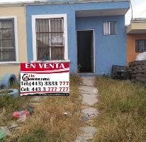 Foto de casa en venta en  , san jose de la palma, tarímbaro, michoacán de ocampo, 4295389 No. 01