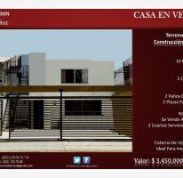 Foto de casa en venta en, san josé mayorazgo, puebla, puebla, 1825530 no 01