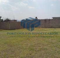 Foto de terreno habitacional en venta en san juan 6, coatepec, ixtapaluca, méxico, 0 No. 01