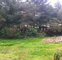 Foto de terreno habitacional en venta en  , san juan yautepec, huixquilucan, méxico, 2940062 No. 01