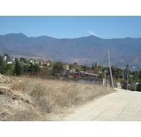 Foto de terreno habitacional en venta en  , san lorenzo cacaotepec, san lorenzo cacaotepec, oaxaca, 2621543 No. 01