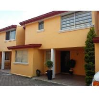 Foto de casa en venta en  , san lorenzo tepaltitlán centro, toluca, méxico, 2395658 No. 01