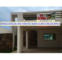 Foto de casa en venta en, san luis chuburna, mérida, yucatán, 1545778 no 01