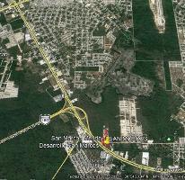 Foto de terreno comercial en venta en  , san marcos nocoh, mérida, yucatán, 4479306 No. 01