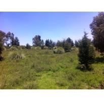 Foto de terreno comercial en venta en san martín cachihuapan , villa del carbón, villa del carbón, méxico, 2479199 No. 01