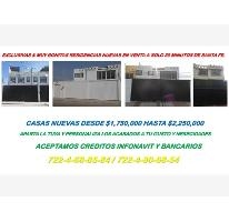 Foto de casa en venta en  , san mateo, metepec, méxico, 2673467 No. 01