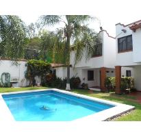 Foto de casa en venta en  , san miguel acapantzingo, cuernavaca, morelos, 386176 No. 01