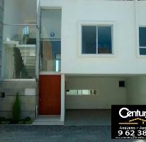 Foto de casa en venta en san miguel allende 1401 , san andrés cholula, san andrés cholula, puebla, 4243630 No. 01