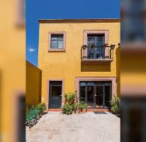 Foto de casa en venta en  , san miguel de allende centro, san miguel de allende, guanajuato, 3814104 No. 01