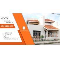 Foto de casa en venta en  , san miguel, mérida, yucatán, 2883273 No. 01