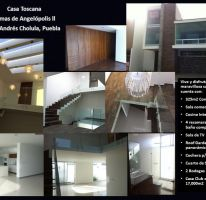 Foto de casa en venta en, san miguel, san andrés cholula, puebla, 2217978 no 01