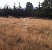 Foto de terreno habitacional en venta en  , san miguel topilejo, tlalpan, distrito federal, 4335789 No. 01