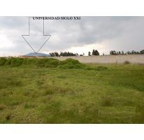 Foto de terreno habitacional en venta en, san miguel zinacantepec, zinacantepec, estado de méxico, 1285411 no 01
