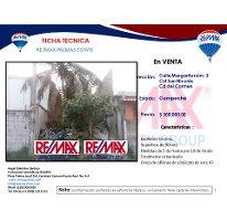 Foto de terreno habitacional en venta en  , san nicolás, carmen, campeche, 2609255 No. 01