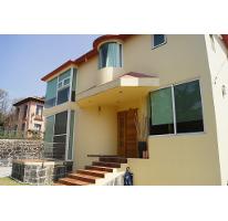 Foto de casa en venta en  , san nicolás tlazala, capulhuac, méxico, 2341820 No. 01